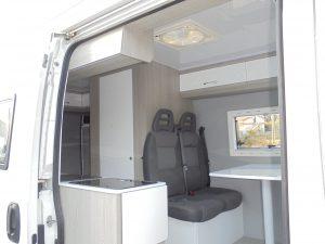Peugeot Boxer Vista Fora Dentro