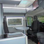 Fiat Ducato Vista Interior