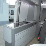 Fiat Ducato Vista Interior Cozinha