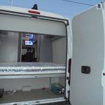 Fiat Ducato Vista exterior portas abertas