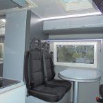 Fiat Ducato Vista interior Bancos