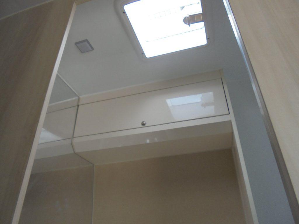 PEUGEOT BOXER Junho WC armario + claraboia