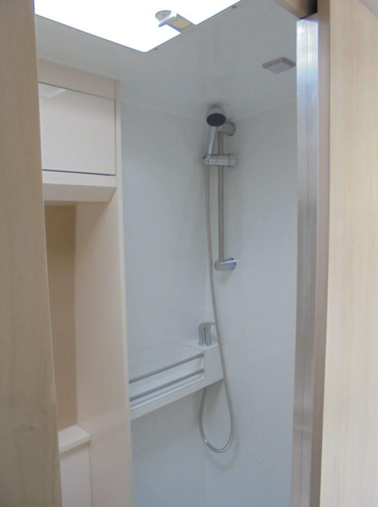 PEUGEOT BOXER Junho WC chuveiro