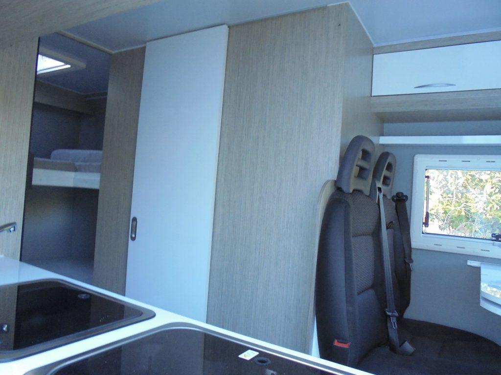 Peugeot Agosto Interior Wc Porta fechada