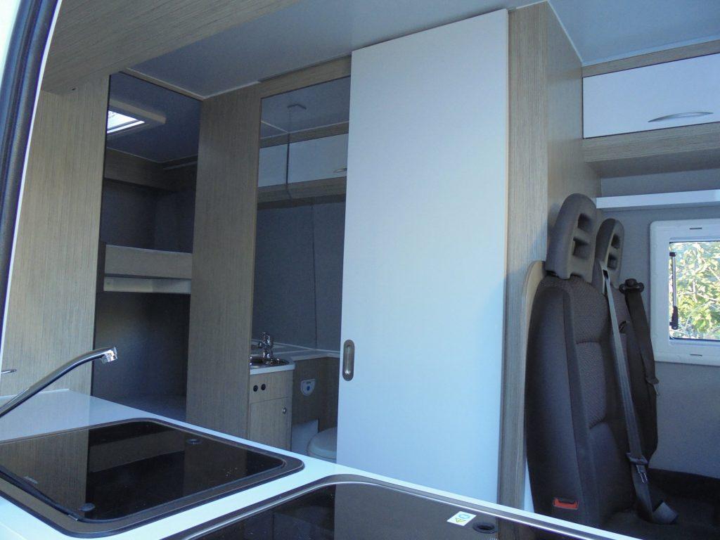 Peugeot Agosto Vista Interior