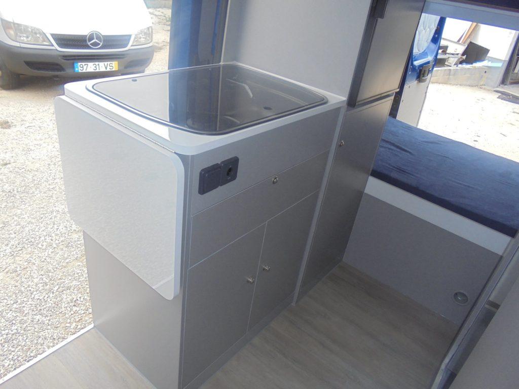 Peugeot Boxer L1 H2 Cozinha