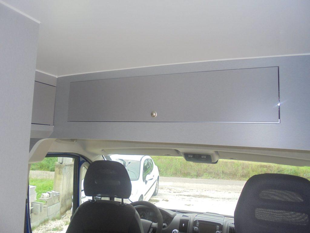 Peugeot Boxer L1 H2 Interior Moveis Superiores