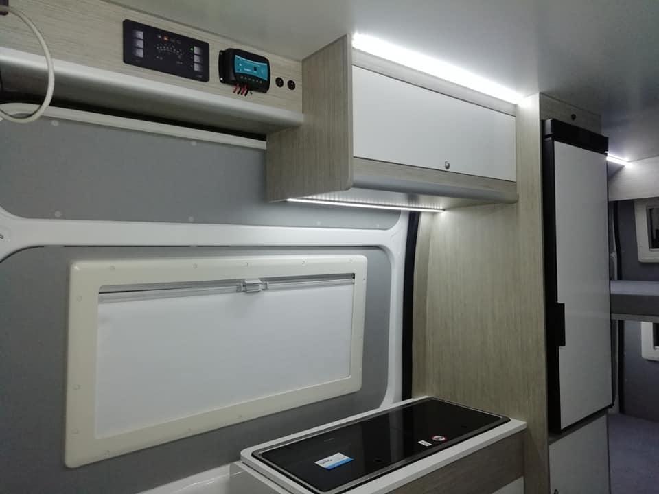 Citroen jumper Cozinha e Moveis Superiores
