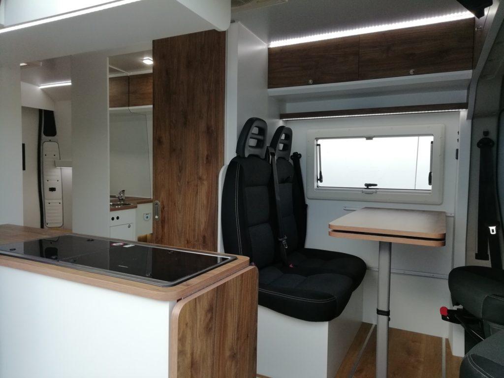 Fiat Ducato 3-2020 Interior Acabamento Madeira