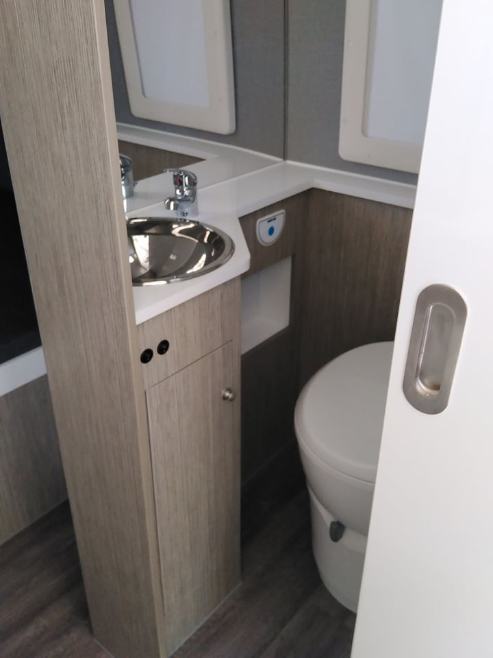 Citroen Jumper L4H3_ WC lavatorio