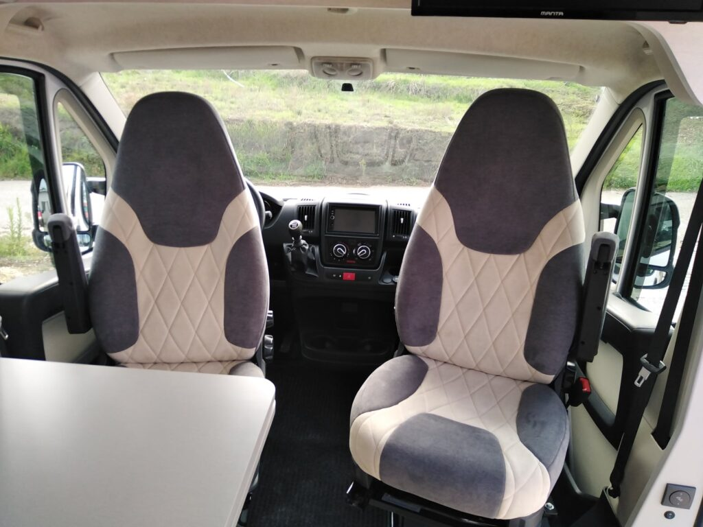 Fiat Ducato Set2020 Cockpit