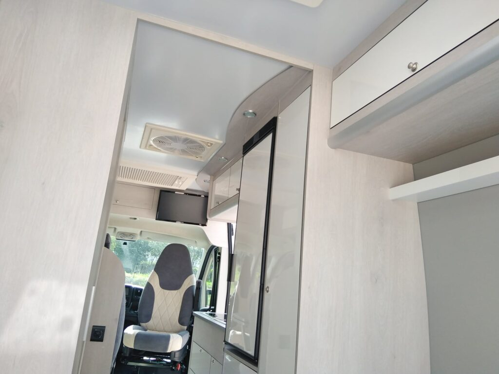 Fiat Ducato Set2020 Vista do Quarto