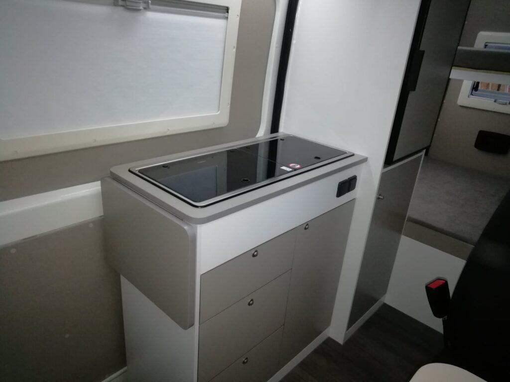 Peugeot Boxer 11-2020 Cozinha moveis inferiores