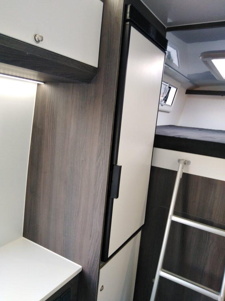 VW Crafter Moveis Cozinha + Quarto